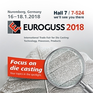 See you at EUROGUSS 2018, Hall 7 / 7-524
